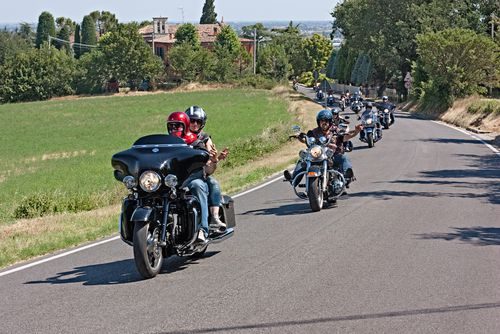 Group riding needs good communication to prevent Wisconsin motorcycle accidents.