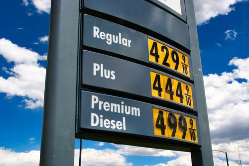 Gas prices may be responsible for the increase of Wisconsin motorcycle accidents.