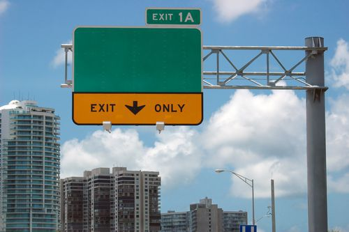Prevent a serious Milwaukee car accident by knowing where your directions and freeway exits.