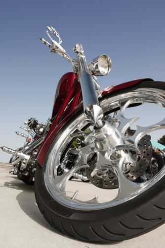 Remember to have frequent tire inspections to help avert an Illinois motorcycle accident.