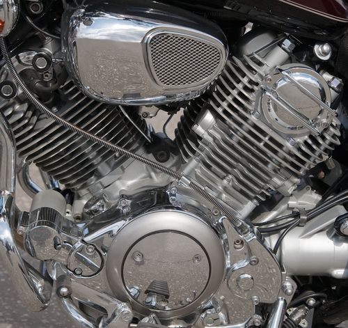A motorcycle in Wisconsin can be used for more than just a weekend getaway. After careful thought and some changes it can also be used for every day commuting.