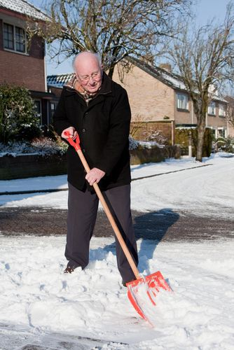 Your Wausau slip and fall lawyers warns the elderly that a snow day is not what it used to be.