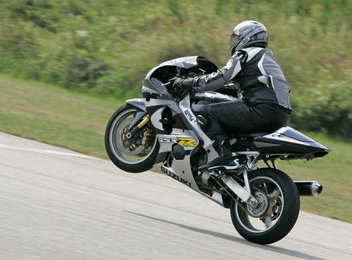 There are penalities for popping a wheelie in Gurnee according to your Gurnee motorcycle accident lawyer.