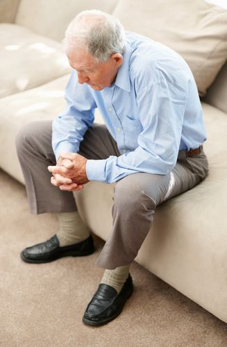 To have to replace a hip replacement can cause more than just physically loss. It can also take an emotional toll.