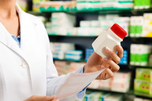 A way to protect yourself from a pharmacy error is by using the same pharmacy each time.