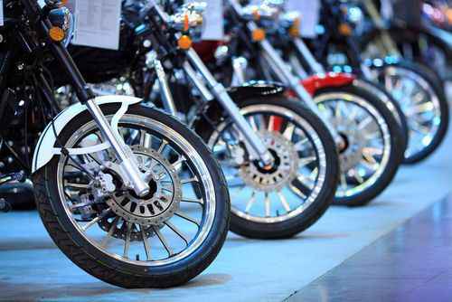 Wisconsin motorcyclists are less like to crash if their bikes are equipped with ABS brakes.