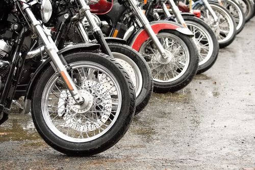 Riding a motorcycle in the rain leads to poor vision, poor traction, and poor comfort. These issues can lead to a Wisconsin motorcycle accident.