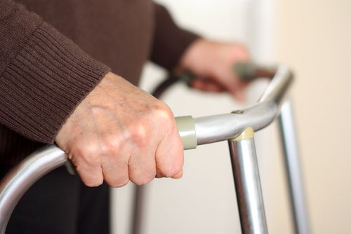 A Wisconsin nursing home can prevent falls and hip injuries by taking the precautions of warning signs and using assistive devices.