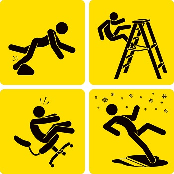You may be eligible for compensation if a property owner failed to fix a hazard that led to your Illinois trip, slip, or fall injury