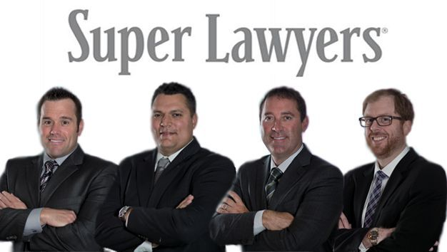 2015 Wisconsin Super Lawyers and Rising Stars