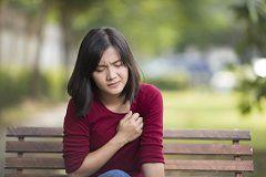 Women often exhibit different heart attack symptoms than men do