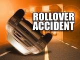 rollover accident fire engine