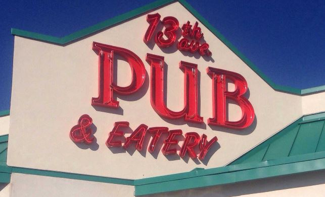 dram shop lawsuit against 13th Ave Pub in Lynnwood