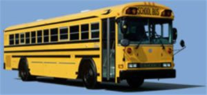 School bus accident collision