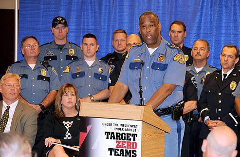 Target Zero Makes 187 DUI Arrests