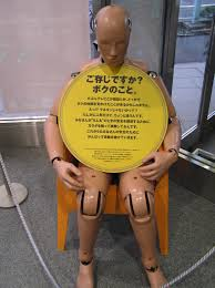 crash test dummy accidents