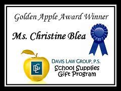 davis law group teacher appreciation school supplies gift