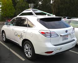 accident with driverless car