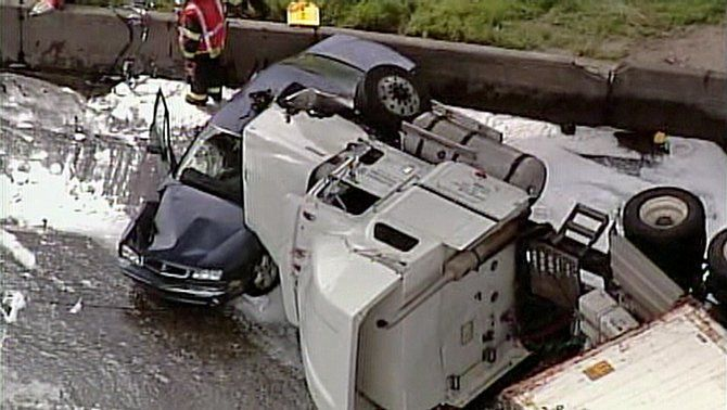 semi truck accidents in washington state