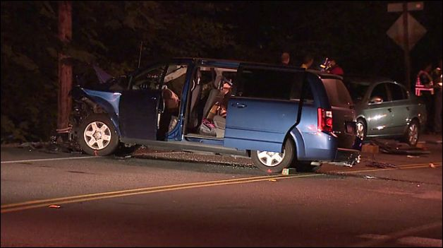 Kirkland Drunk Driving Crash
