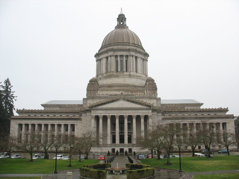 lawsuits against the state of washington