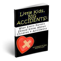 Child injury accident book by attorney
