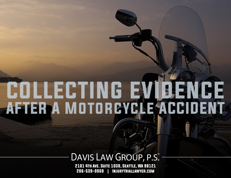 motorcycle evidence
