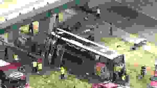Litchfield Megabus Crash
