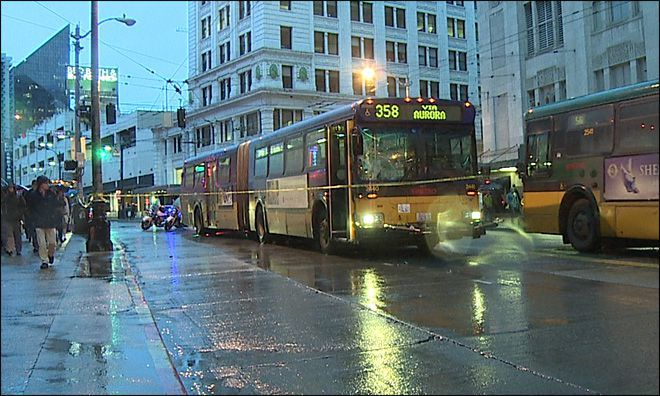 Seattle Metro Bus Accident