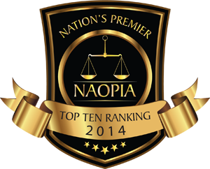 national academy of personal injury attorneys award