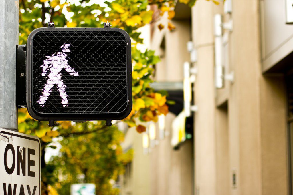 Holiday pedestrian accidents