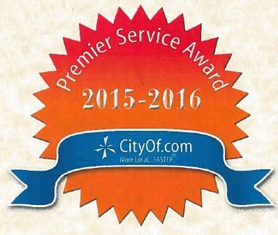 city of seattle premier service award