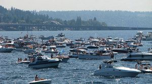 Seafair Boating Under the Influence