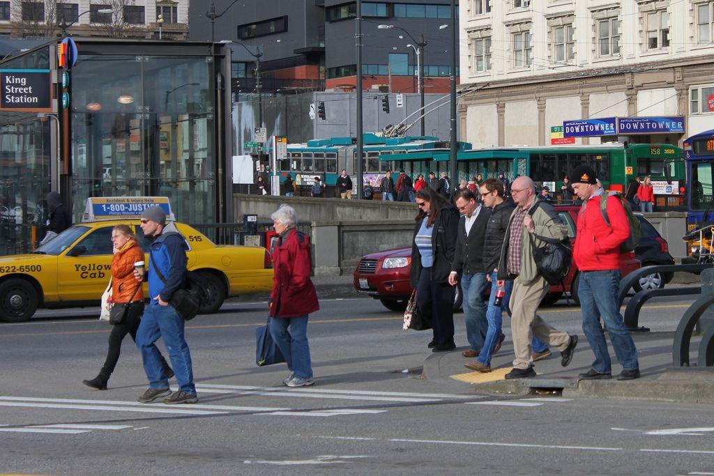 pedestrian seattle accidents