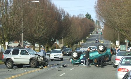 car accident statistics in washington state