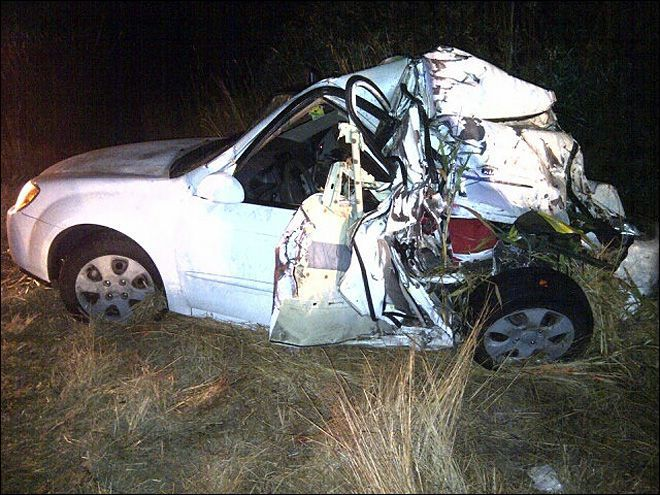 Tumwater Car Accident