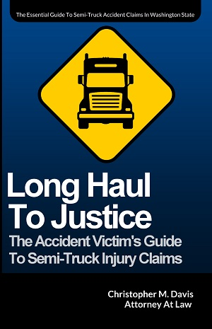 semi truck accident book