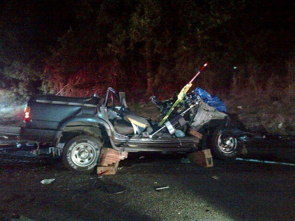 Spanaway DUI Crash