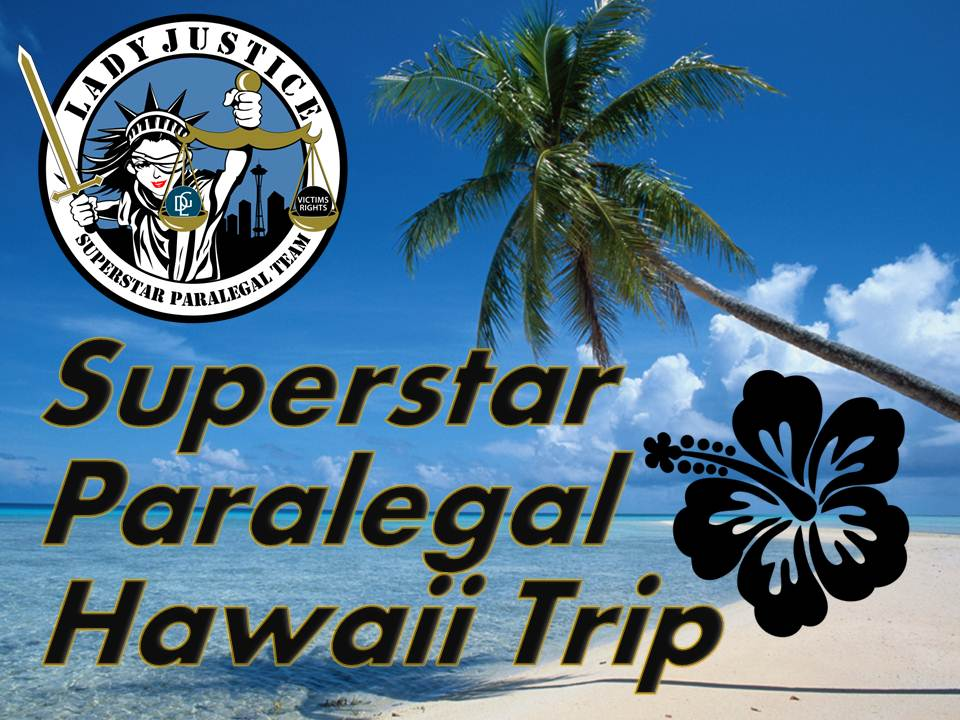 superstar paralegal hawaii trip