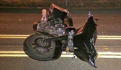 Tacoma Motorcycle Crash