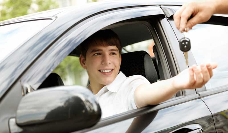 Teen Drivers Are Safer