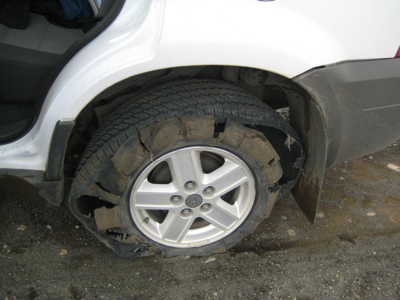 defective tire lawsuit