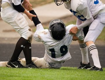 Concussions lead to TBIs