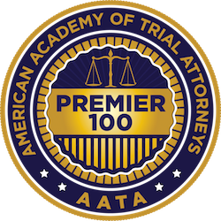 american academy of trial lawyers premier 100