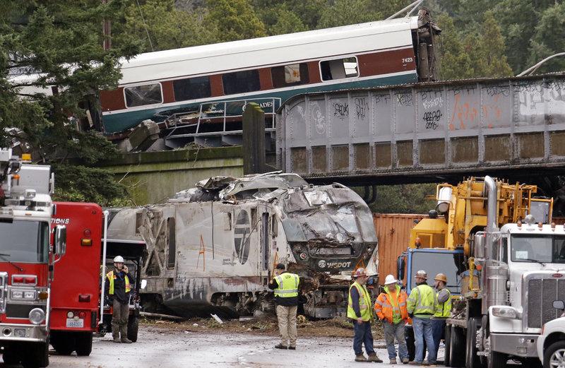 amtrak accident in washington state
