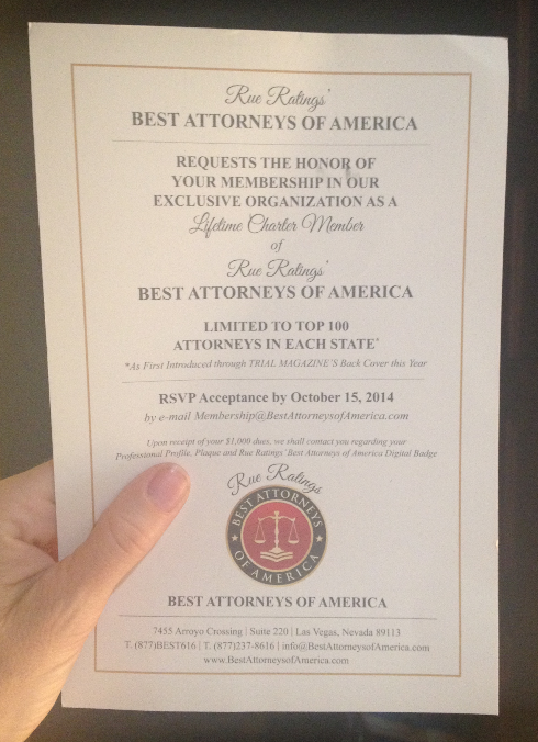 best lawyers in american