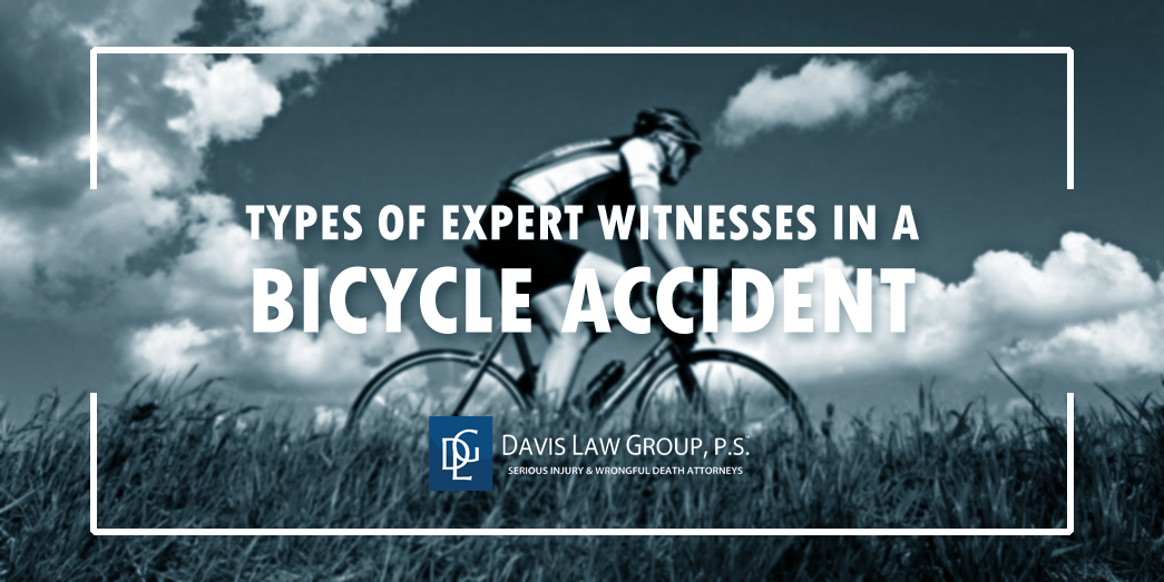 bicycle accident expert witness