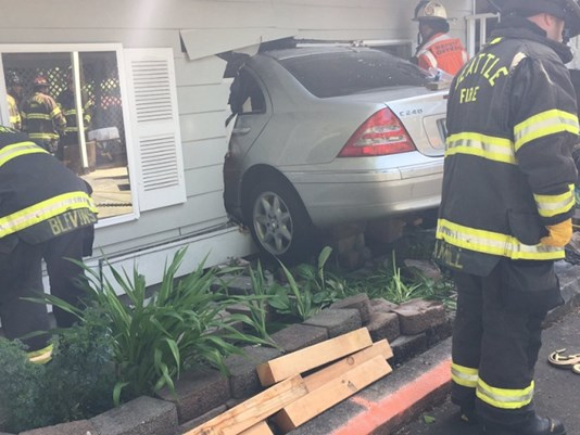 car into assisted living home