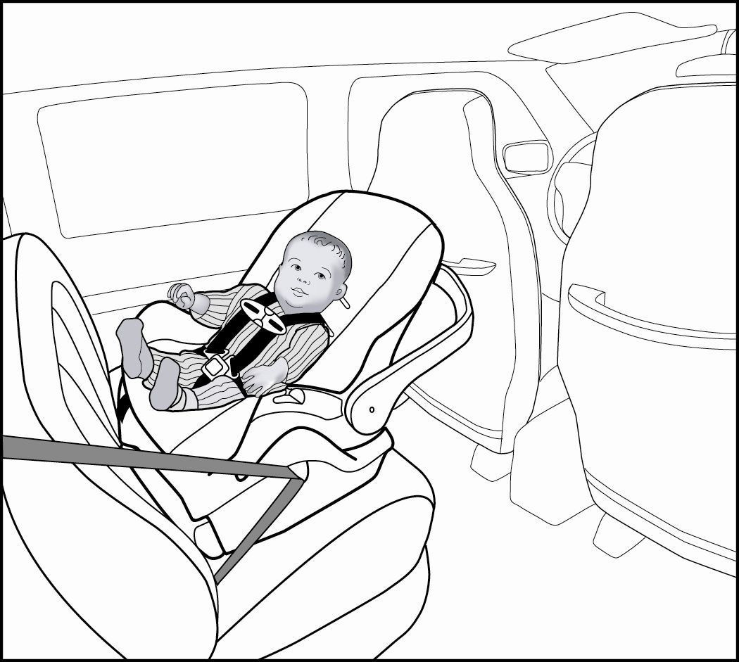 car seat safety week for children