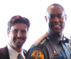 chief batiste and attorney chris davis